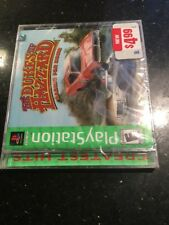 Dukes of Hazzard Racing for Home Playstation 1 PS1 New Factory Sealed Greatest H