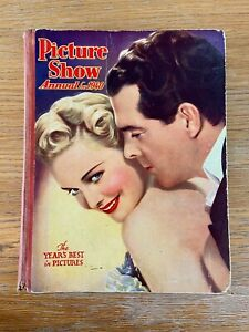 Picture Show Annual for 1940 – The years best in pictures