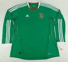 NEW Authentic Vintage Adidas 2011 Mexico National Team Soccer Jersey SizeMens XL