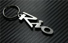 For Kia RIO keyring keychain Schlüsselring porte-clés L LE LX LS CRDi ICE SE O