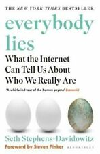 Everybody Lies The New York Times Bestseller 9781408894736 | Brand New