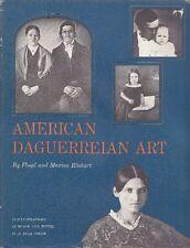 Floyd and Marion RINHART. American Daguerreian Art