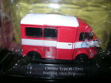 1:43 Ixo Citroen Type H 1951 fourgon vitre Primagaz VP
