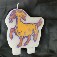 Disney's Hunchback of Notre Dame, Djali Goat Candle. Birthday Party Hallmark