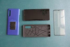 LG Velvet LM-G900UM - 128GB - Aurora Gray (Unlocked) Used