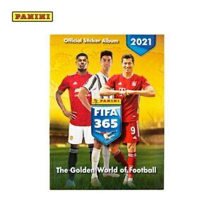 PANINI 20/21 FIFA 365 STICKER COLLECTION ALBUM