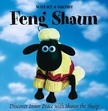 Feng Shaun : Discover Inner Peace with Shaun the Sheep by Wallace and Gromit...