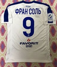 T-shirt Match Worn Dynamo Kiev original Arsenal -Dynamo Match Worn Original