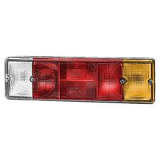 Lens, Rear Light: Rear Lamp fits: Volvo 90.176-001 | HELLA 9EL 135 548-001