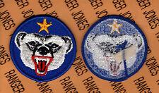 US Army Alaskan Defense Command ADC uniform patch m/e