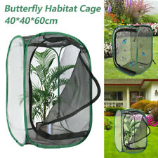 Butterfly Mantis Small Insect Stick Housing Enclosure Net Plant Breeding Cage AU