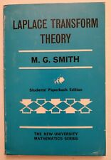 LaPlace Transform Theory  M.G. Smith 1966 1st Edition