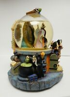 Disney Villains Snow White Evil Queen Snowglobe Snow Globe Magic Mirror
