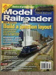 Model Railroader Magazine 2011