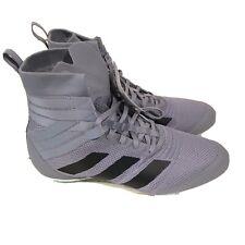 Adidas Speedex 18 Boxing Grey Shoes Boots Eg1033 Men's Size 10 New