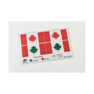 Amati AM5700-08 Drapeaux Canadiens Modélisme