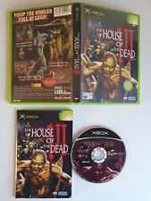 House of the Dead III 3 Xbox Original (Disc in great condition)