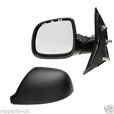 VW TRANSPORTER 2010-2018 MANUAL DOOR WING MIRROR LH LEFT N/S NEAR SIDE PASSENGER