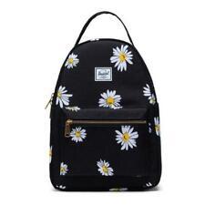 HERSCHEL Backpack Nova Small Poly Daisy Black