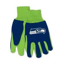 Seattle Seahawks Handschuhe ,Gloves,gesticktes Logo,NFL Football,NEU