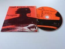 jean michel jarre - oxygène 10 !!!!!!!!RARE  CD !!!!!!!!!!!!!
