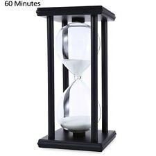 60 Minutes Sand Timer Hourglass Egg Sandglass Kitchen Timer Clock Home Decor
