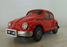 VW Volkswagen Beetle - Vintage tin toy blechspielzeug