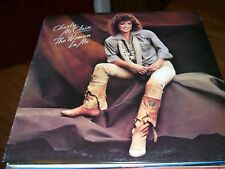 CHARLY MCCLAIN-THE WOMAN IN ME-LP-NM-EPIC-BAND OF GOLD