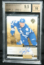 2011-12 Ultimate Collection #146 JAKE GARDINER  Rookie Autograph #47/99 BGS 9.5