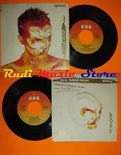 LP 45 7'' MIGUEL BOSE' Miraggi Odio vivere adagio 1984 italy CBS (*) cd mc dvd