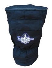 Mother Rhythm Drums Djembe Bag, Black 20x12 Back Pack Style Djembe Drum Case