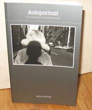 Lee Friedlander Autoportrait Photographs Photographies 1992 Monograph PB