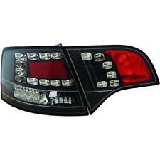Paar scheinwerfer rücklichter TUNING AUDI A4 04-07 AVANT LED schwarz
