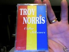 Troy Norris-  Color Schemes.....new/sealed cassette!