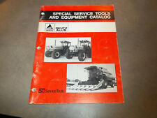 Agco/ DEUTZ ALLIS Special Service Tools And Equipment Catalog