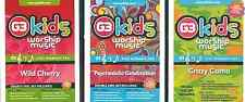 G3 Kids Worship Choral Music Collection (DVD/CD Set) 6 Volumes - New