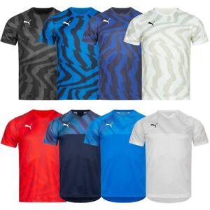 PUMA Cup Core Herren Fußball Sport Teamsport Trainings Kurzarm Trikot Jersey neu
