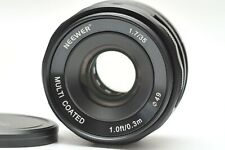 Neewer 35mm F1.7 Manual Focus Prime Lens for Canon EF-M EOS-M Mount Mirrorless