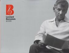 Leonard Bernstein at 100 Paperback book includes CD Boosey & Hawkes