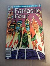 Fantastic Four  232 . Byrne Begins / Diablo / Dr Strange - Marvel 1981- FN / VF