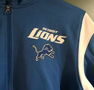 Nfl Detroit Lions Youth LG 14-16 Jacket *NEW*FREE SHIPPING*