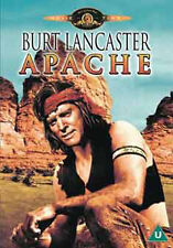APACHE - DVD - REGION 2 UK