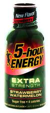 5-Hour Energy Extra Strength Fragola Anguria