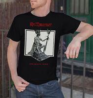 Hellhammer Apocalyptic Raids Men T-shirt Metal Band Tee Shirt CELTIC FROST VENOM