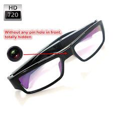 HD 720P Spy Camera Glasses Eyewear Camcorder Hidden Cam Video Recorder MINI DVR
