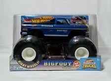 Hot Wheels Monster Trucks Bigfoot 4x4x4 Truck 2019 VHTF