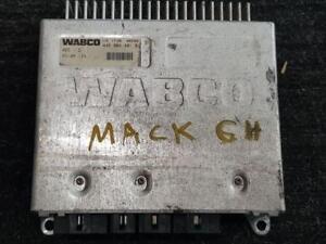 Mack E7 WABCO ABS-D- Brake Module ECU/ ECM, 4S/4M, 12V, P/N 4460044010