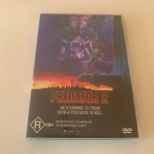 Predator 2 - DVD - Danny Glover, Gary Busey, Bill Paxton