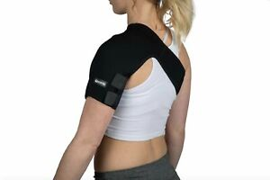 Adjustable Shoulder Support Compression Neoprene Strap Pain Injury Relief