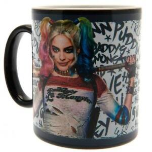 SUICIDE SQUAD HARLEY QUINN HEAT CHANGING MUG - OFFICIAL GIFT